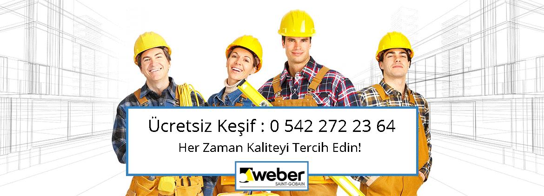 Ankara Weber Su Yalıtımı